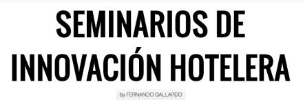 Los Seminarios de Fernando Gallardo